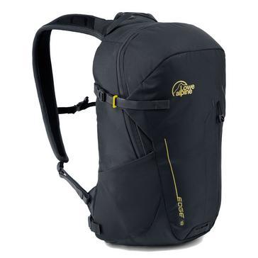 Black Lowe Alpine Edge 18L Backpack