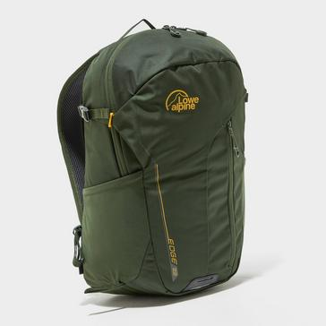 Green Lowe Alpine Edge II 22 Litre Daysack
