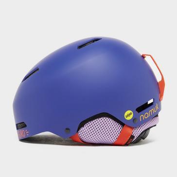 Blue GIRO Kids' Crue Mips Helmet