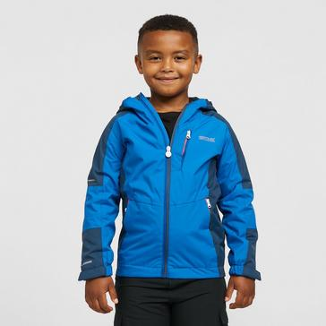 Blue Regatta Kid's Calderdale II Waterproof Jacket