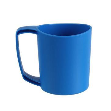 Blue LIFEVENTURE Ellipse Plastic Camping Mug