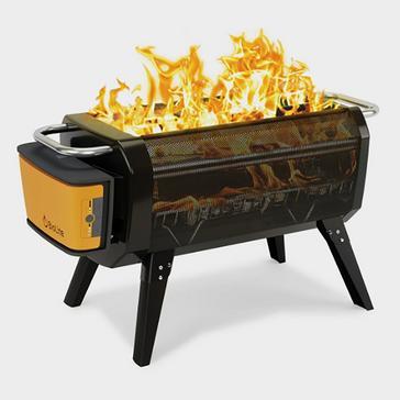 Black BioLite Smokeless Firepit+