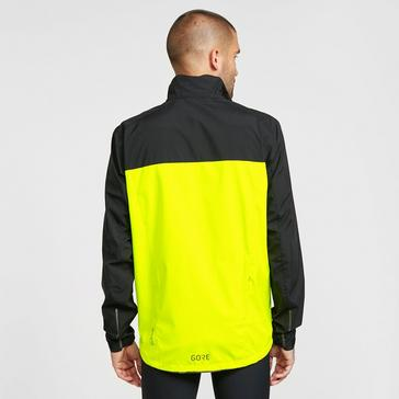 Yellow Gore Men's Spirit Jacket