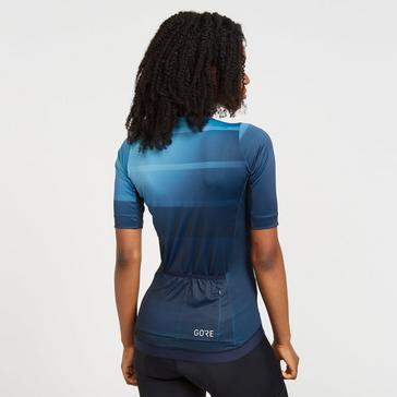 Blue Gore Women's Force Jersey