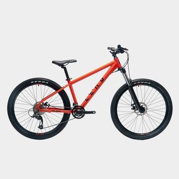 Orange Calibre Lead Bike