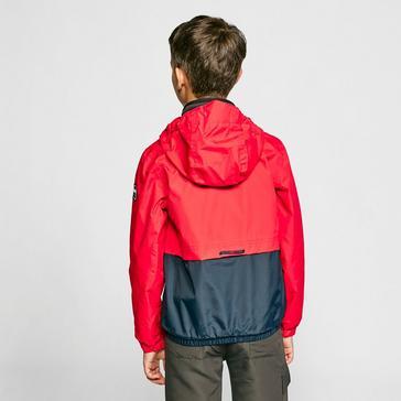 red Regatta Kids' Haskel Waterproof Jacket