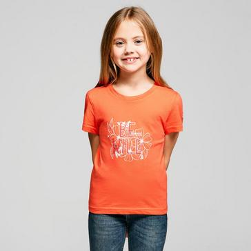 Orange Regatta Kids' Bosley III T-Shirt
