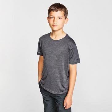 Grey Regatta Kids' Fingal T-Shirt