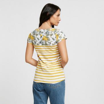 Yellow Peter Storm Women's Patsy Short Sleeved Tee