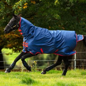 Blue MIO All-in-one Turnout Rug (350g)