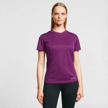 Purple Peter Storm Women's Balance T-Shirt