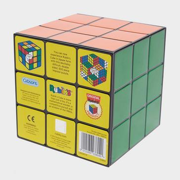 multi Gibsons Rubiks Cube Jigsaw Puzzle