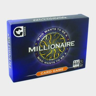 Multi WIND DESIGNS Who Wants to be a Millionaire Card Game