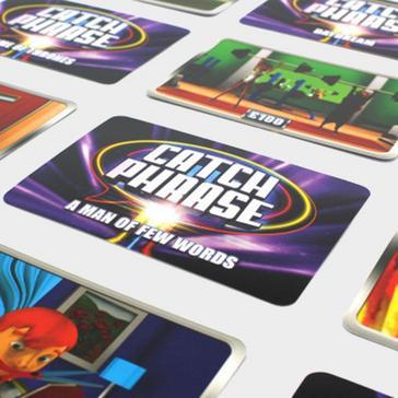 PURPLE WIND DESIGNS Catchphrase Card Game