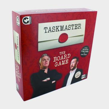 Red WIND DESIGNS Taskmaster Board Game