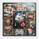 multicolour Hasbro Cluedo Liars Edition Board Game image 1