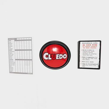 multicolour Hasbro Cluedo Liars Edition Board Game