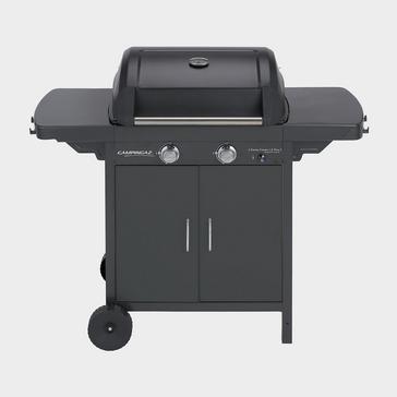 Black Campingaz 2 Series Classic LX Plus Anthracite Gas Barbecue