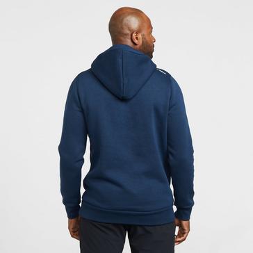 blue KLOBBA Men's Graphic Hoodie