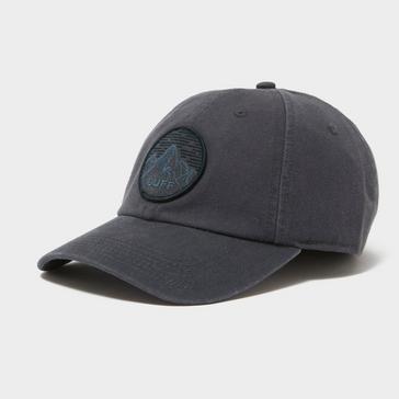 Grey BUFF Unisex Baseball Cap