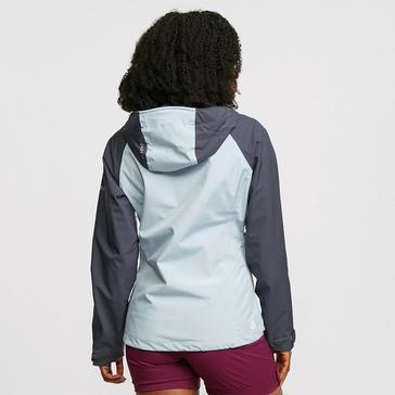 Grey Dare 2B Women's Vertias III Waterproof Jacket