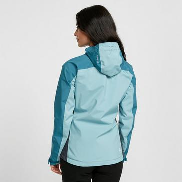 Blue Dare 2B Women's Compete II Waterproof Jacket
