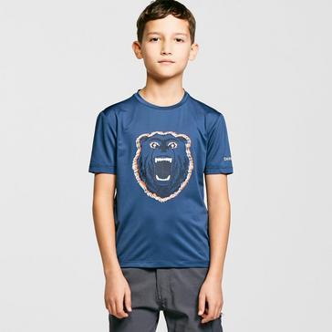 Blue Dare 2B Kids Rightful Graphic T-Shirt