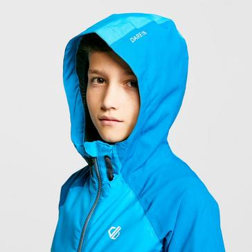 Blue Dare 2B Kids' In The Lead II Waterproof Jacket
