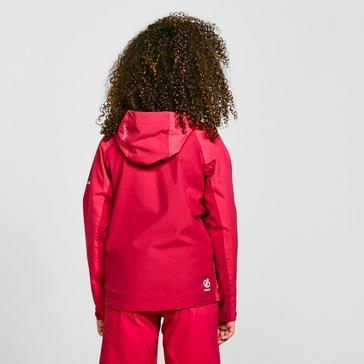 Pink Dare 2B Kids' In The Lead II Waterproof Jacket