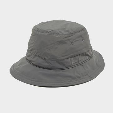 Grey Peter Storm Unisex Tech Bucket Hat