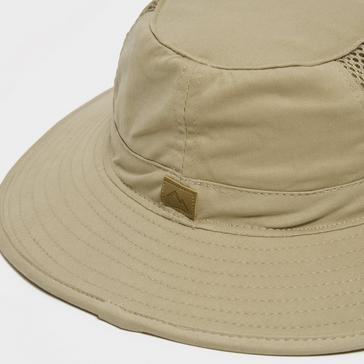 Beige Peter Storm Travel Ranger II Hat