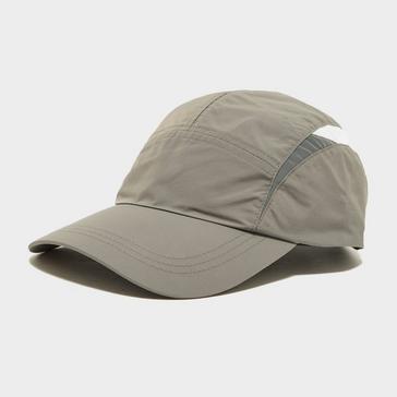 Grey Peter Storm Women's Running Cap