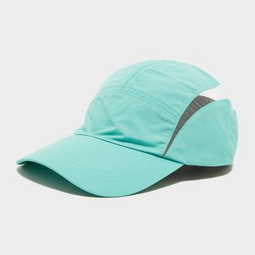 Turquoise Peter Storm Women's Running Cap