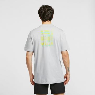 Grey adidas Men's Terrex Only Carry T-Shirt