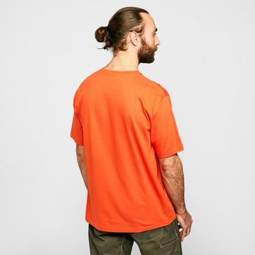 Orange North Ridge Men's 90s T-Shirt