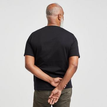 Black North Ridge Men's Range T-Shirt