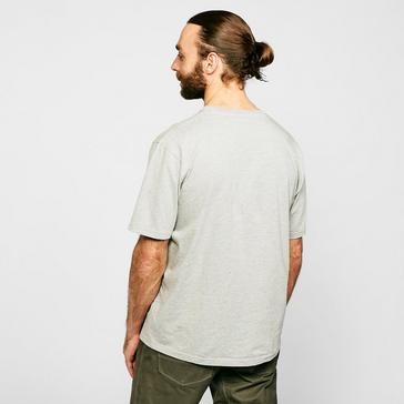Grey North Ridge Men's Static T-Shirt
