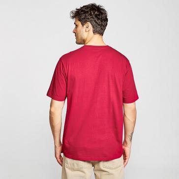 Red Peter Storm Men's Peak T-Shirt