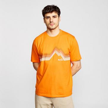 Orange Peter Storm Men's Retro T-Shirt