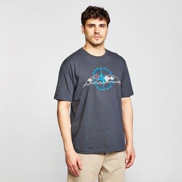 Navy Peter Storm Men's Compass T-Shirt
