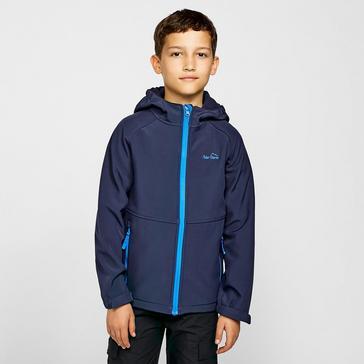 Blue Peter Storm Kids' Softshell Jacket