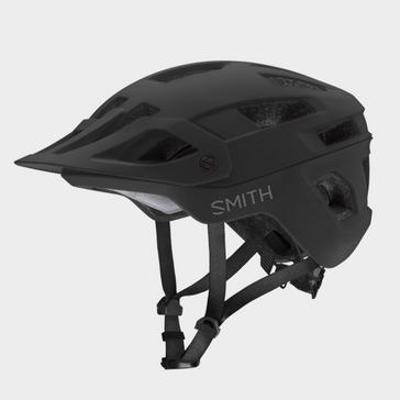 Matte Black SMITH Engage MIPS MTB Helmet