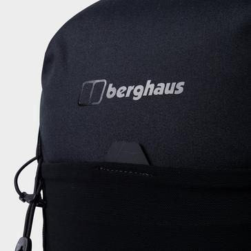 Black Berghaus Exurbian 15L Daysack