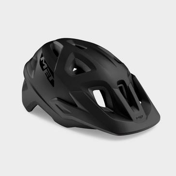 Black Met MET Echo Bicycle Helmet