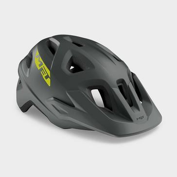 Grey Met MET Echo Bicycle Helmet (Grey)