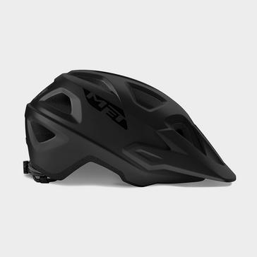 Black Met MET Echo Bicycle Helmet L-XL