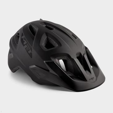 Grey Met Echo Bicycle Helmet L-XL