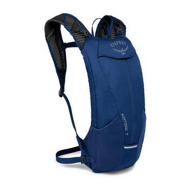 Blue Osprey Katari 7 Litre Hydration Pack