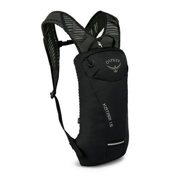 Black Osprey Katari 1.5 Litre Hydration Pack