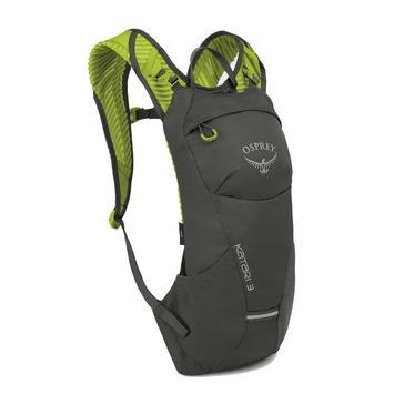 Green Osprey Katari 3 Litre Daysack